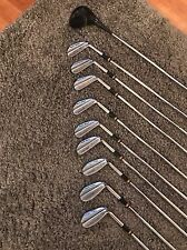 Classic Collectors John Letters Irons 1-10 Golf Clubs Micro Milled MM Iron Set