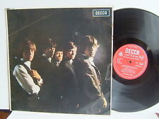 The Rolling Stones - S/T  LK 4605  UK LP -2A/-4A  1964 Red Unboxed Decca