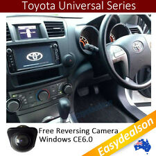 TOYOTA Car DVD Player GPS Stereo HIACE RAV4 Landcruiser PRADO Camry MR2 HILUX