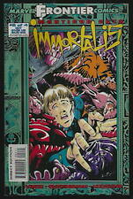 MORTIGAN GOTH  IMMORTALIS  US MARVEL COMIC VOL.1 # 2/'93