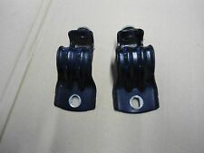 BMW MINI ONE COOPER S PAIR OF BOOT TAIL GATE HINGES BLACK R50 R53 2001-2006