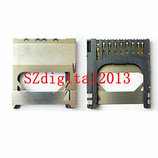 NEW SD Memory Card Slot Holder For CANON EOS 1100D Rebel T3 Kiss X50 Repair Part