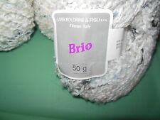 Yarn   Lot of 7  Brio   Made in Italy