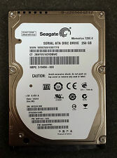 "Seagate Momentus 7200.3 ST9250410AS Festplatte 250GB intern 2,5"" SATA"