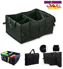 Storage Containers Car Organizer Vehicle Grocery Carrier Cargo Trunk Organizer