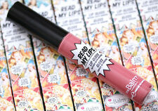 The Balm READ MY LIPS - BAM! Lipgloss NEW AUTHENTIC Full SIZE