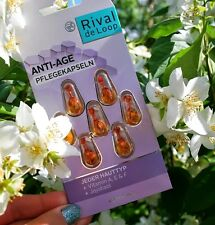 Rossmann RIVAL de LOOP: Anti-Age Jojoba For Tired Skin Paraben Free Caps.1 Week