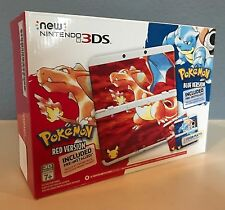 Brand New NEW Nintendo 3DS Pokemon 20th Anniversary Bundle