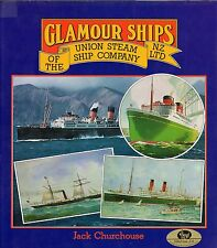 """Glamour Ships of the Union Steamship Co. of New Zealand""- SSHSA sHiPs WORLDWIDE"