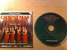 CHRISTMAS CAROLS CHOIR St Brides Church Volume One MUSIC CD Xmas Songs Dinner