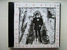 Lou Reed - Magic and Loss (1992) - CD.  VG. With 30-page insert of lyrics.