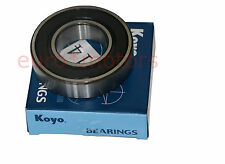 KOYO Rillenkugellager / Kugellager Bearing 62/32 2RS 32 x 65 x17 mm