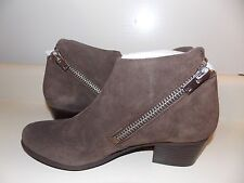 VANELI BANJI TAUPE SUEDE BOOTIE-8M-NEW