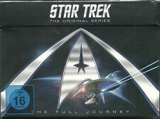 Star Trek The Original Series The Full Journey Box NEU OVP Sealed Deutsche Ausg