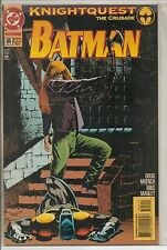 DC Comics Batman #505 March 1994 Knight Quest NM