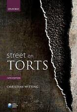 Street on Torts by Christian Witting (Paperback, 2015)