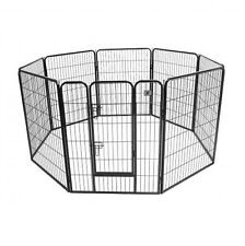 """New Hammigrid 40"""" 8 Panel Heavy Duty Pet Playpen Dog Exercise Pen Cat Fence Cage"""