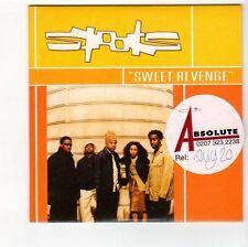 (FA889) Spooks, Sweet Revenge - 2001 DJ CD