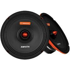 "NEW! Cadence XM88HCI 8"" Xenith Series High Compression Car Midrange Speaker250W"