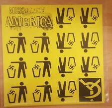 "MISS BLACK AMERICA & CULTURAL ICE AGE 'DROWNING BY NUMBERS' - 7"" YELLOW VINYL"
