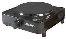 Single Electric Burner Stove Portable Hot Plate Countertop Cooking Heater