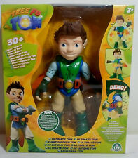 TREE FU TOM 2012 ULTIMATE TOM POSEABLE ELECTRONIC ACTION FIGURE EUROPEAN GREEK