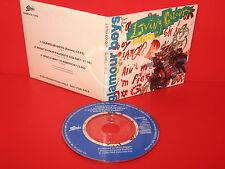 """CD LIVING COLOUR - GLAMOUR BOYS - 3"""" INCH PROMO SAMP CD 1288"""