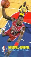 Michael Jordan: Come Fly With Me (VHS, 1989) Great condition , collectable