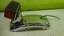 1982 Kawasaki KZ550C KZ 550 C K421' rear fender w/ brake tail light lamp NICE