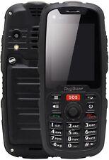 RugGear RG310 Dual-SIM Outdoor-Handy 4GB 6,1cm 2.4 Zoll 5MP Android schwarz