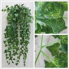 90cm Kunstpflanzen Batate Blätter Hausgarten Wand Dekoration Garland