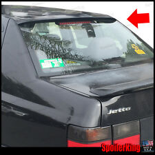 (284R) Rear Roof Spoiler Window Wing (Fits:VW Volkswagen Jetta MK3 1993-98)
