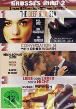 DVD NEU/OVP - Grosses Kino 2 - 3 Filme - The Deep Blue Sea u.a.