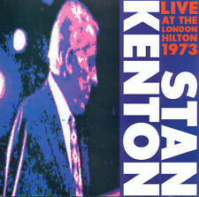 Live at the London Hilton 1973, Vol. 1 by Stan Kenton (CD, Nov-1994, Status)