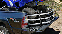 2012-2016 TACOMA BED EXTENDER PT392-35120 GENUINE TOYOTA ACCESSORY