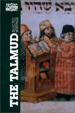 The Talmud: Selected Writings (Classics of Western Spirituality)-ExLibrary