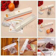 New 220V Food Vacuum Sealer Household Packaging Machine Film Sealing Vacuum Bag