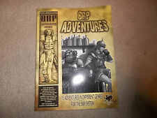 Basic Roleplaying Monograph BRP Adventures