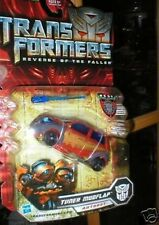 TRANSFORMERS ROTF GLOBAL ALLIANCE TUNER MUDFLAP MOC
