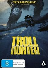 Troll Hunter (DVD, 2011)  Region 4