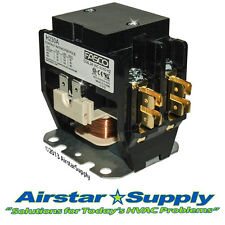 Universal - 2 Pole • 30 Amp • 24V Coil - Compressor / Motor Contactor Relay