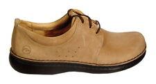 Birkenstock Footprints Corvallis 36 5 N Wheat Beige Laced Shoe