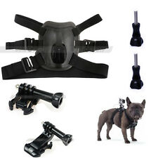 Camera Accessories Dog Harness Belt Mounts f. gopro HD Hero 2 3 3+ 4 5 US