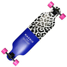 Madrid Core Trance Leopboard Top Mount Longboard
