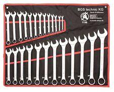 BGS Kraftmann Ring Maulschlüssel Satz 6-32mm Maul Ringschlüssel-Satz 25 tlg neu