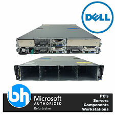 Dell PowerEdge C6100 VMware Cloud Node Server 2U 6x E5506 36GB RAM VT-d SATA