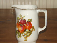 Schwarzenhammer Porzellan Milk / Cream Jug Vintage Strawberry & Berry Design