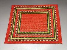 Dolls House Furniture - Lovely Handmade Tapestry Rug / Carpet