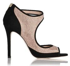 L K Bennett Swarovski Crystal Shoes Size 36 & 39 NEW £395
