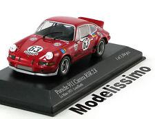 1:43 Minichamps Porsche 911 Carrera RSR 2.8 #63, Le Mans 1973